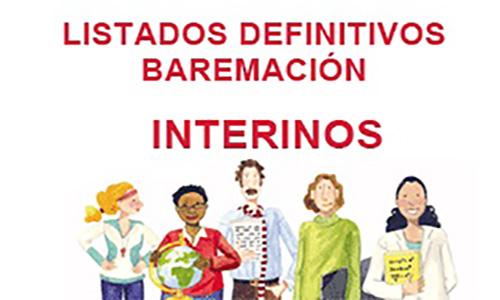 interinos definitivos Secundaria y FP Ceuta, Enseñanza UGT Ceuta, elblogdeensenanzaugtceuta.org, interinos definitivos Ceuta 2018