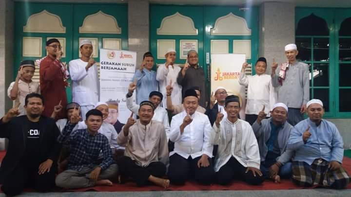 Gratis! Daftarkan Masjidmu dalam Gerakan Subuh Bangkit