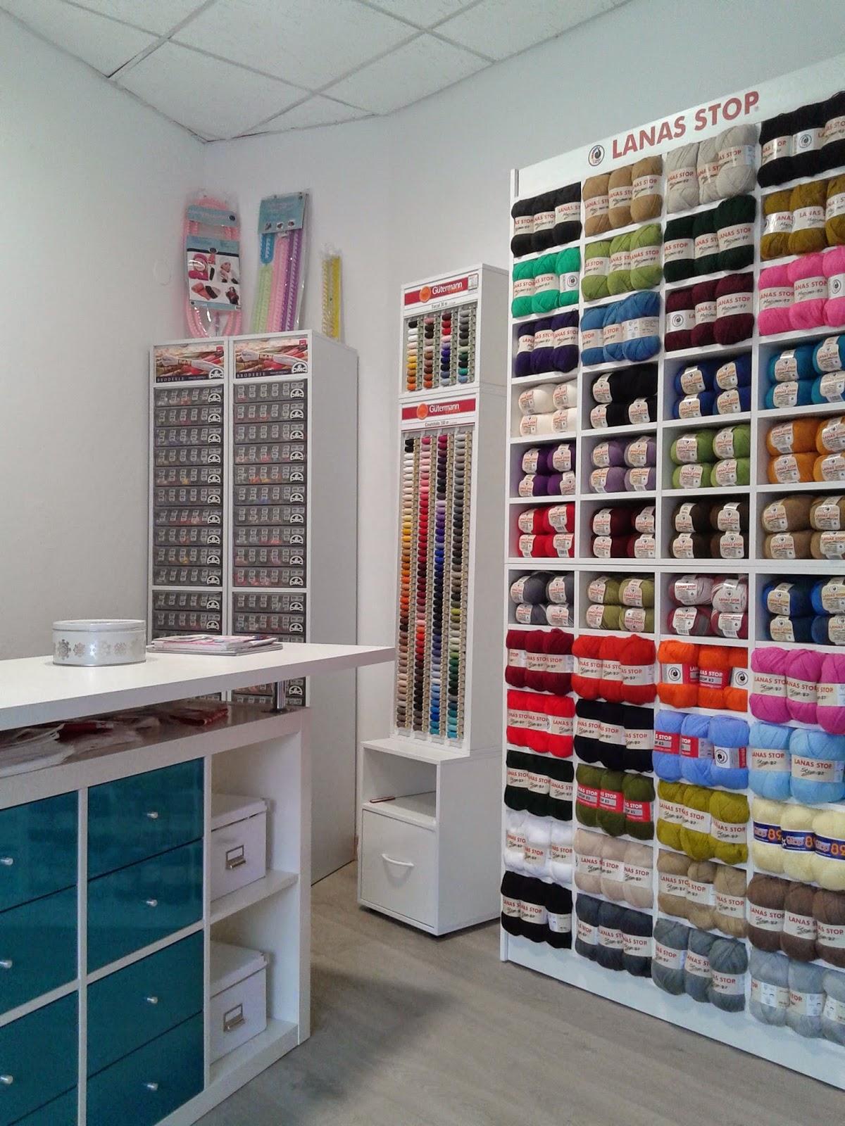 L de Lana, lana, labores,Knitting, Tejer, Lanas Stop