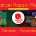 Mainan Happy Meal McD Oktober - November 2018