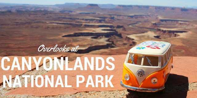 Overlook at Canyonlands National Park Title Card