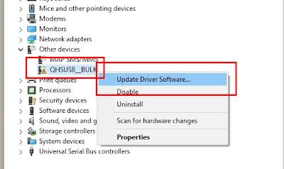 cara install driver qualcomm manual