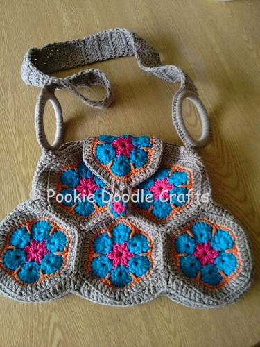 Pookie Doodle Crafts African Flower Crochet Tutorial