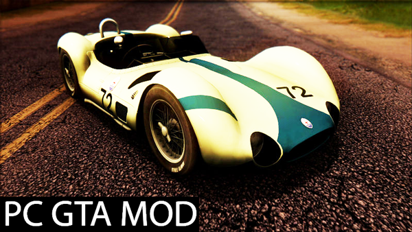 Free Download Maserati Tipo 61 Mod for GTA San Andreas