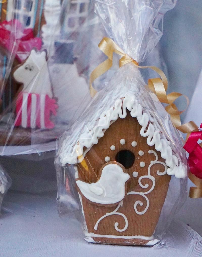 Lohja, joulumarkkinat, piparkakkutalo