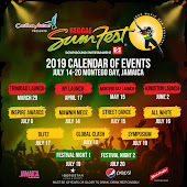 Reggae Sumfest  2019 Schedule Of Events