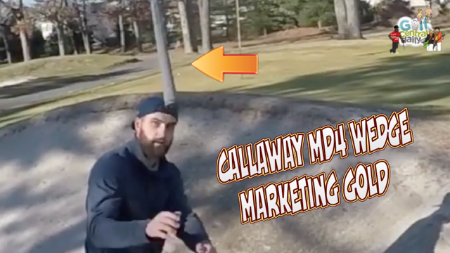 Callaway MD4 trickshot