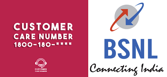 bsnl mobile customer care number