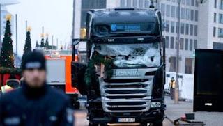 el camión del cabrón que pillaron en Milán!