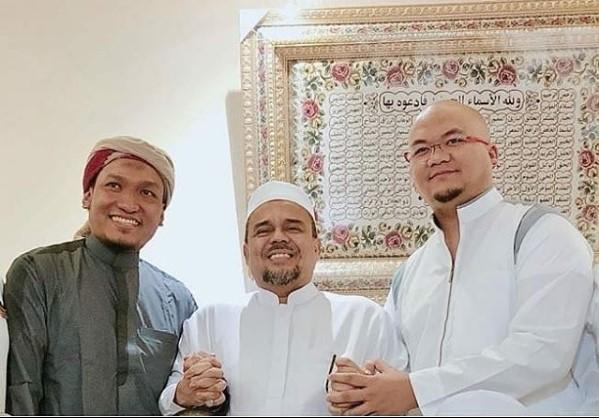 Sesuai Prediksi, Unggah Foto Bareng Habib Rizieq Langsung Dihapus IG