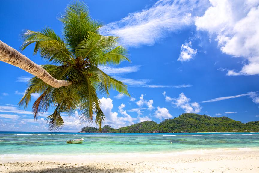 Mahè isola Seychelles