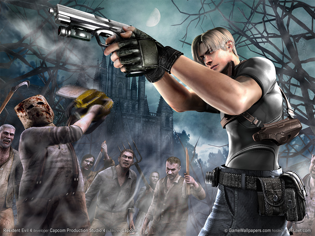 Download Software and Game: Resident Evil 4 Biohazard ...