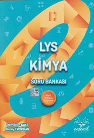 Endemik Yayınları AYT Kimya Soru Bankası PDF indir