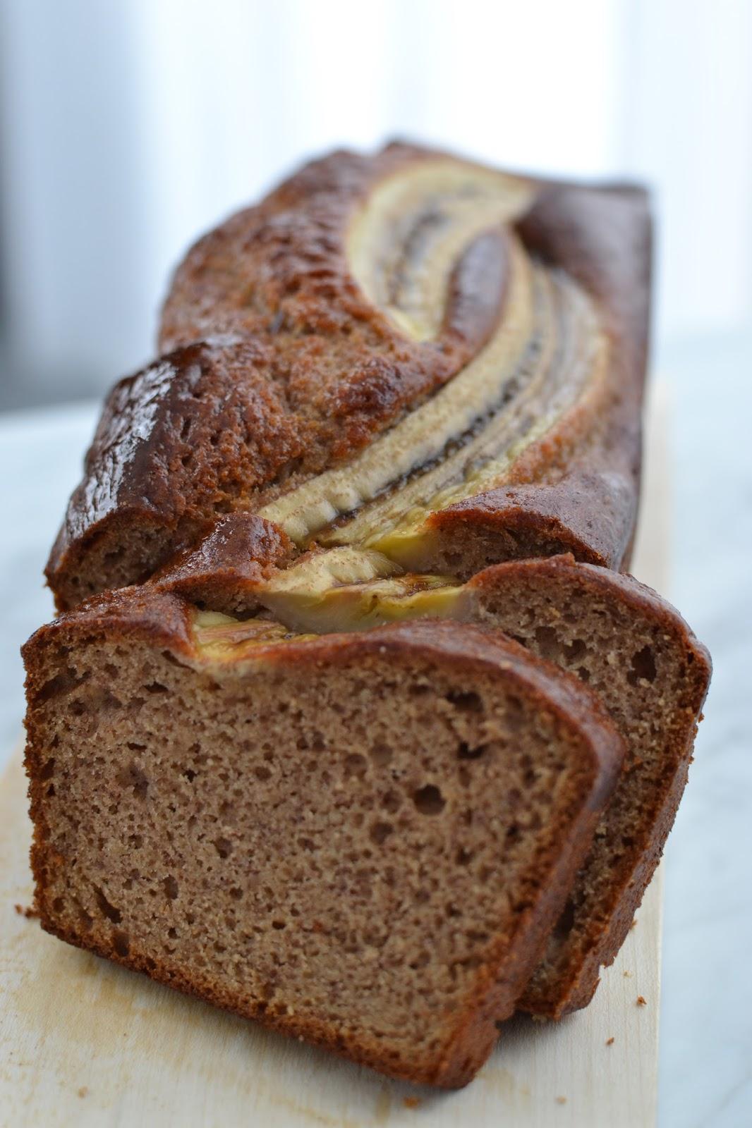 simple comme un banana bread 224 la farine de sarrasin