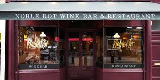 Noble Rot Restaurant