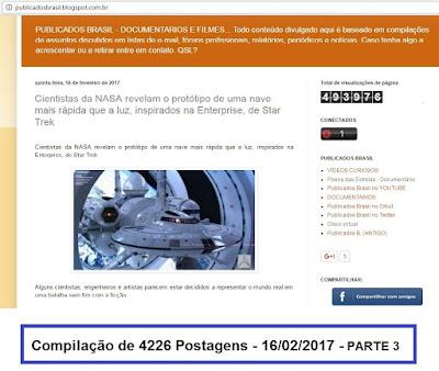 Compilação de 4226 Postagens - 16 02 2017 - PARTE 3 4 5c8a916e31