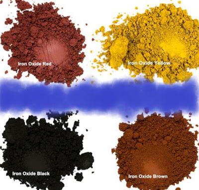 pigmento blanco