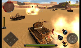Games TANKS OF BATTLE: WORLD WAR 2 App