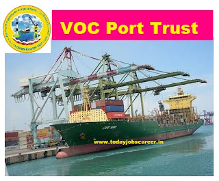 VOC Port Trust Recruitment 2019 Executive Engineer Civil Posts