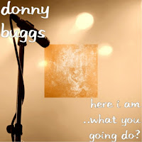 "Download indie artist, Donny Buggs' 5 track album ""Here I Am ... What You Going Do?"" - Preview free on CD Baby - July 2018 music promotions on the Indie Music Board"