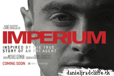 First poster for Imperium
