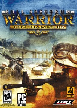 Full Spectrum Warrior Ten Hammers PC Full [MEGA]