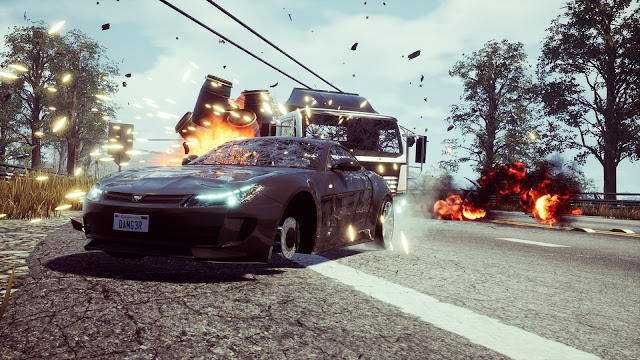 Dangerous Driving PC Full imagenes