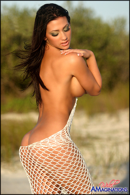 Hot naked melissa marie gonzalez with you