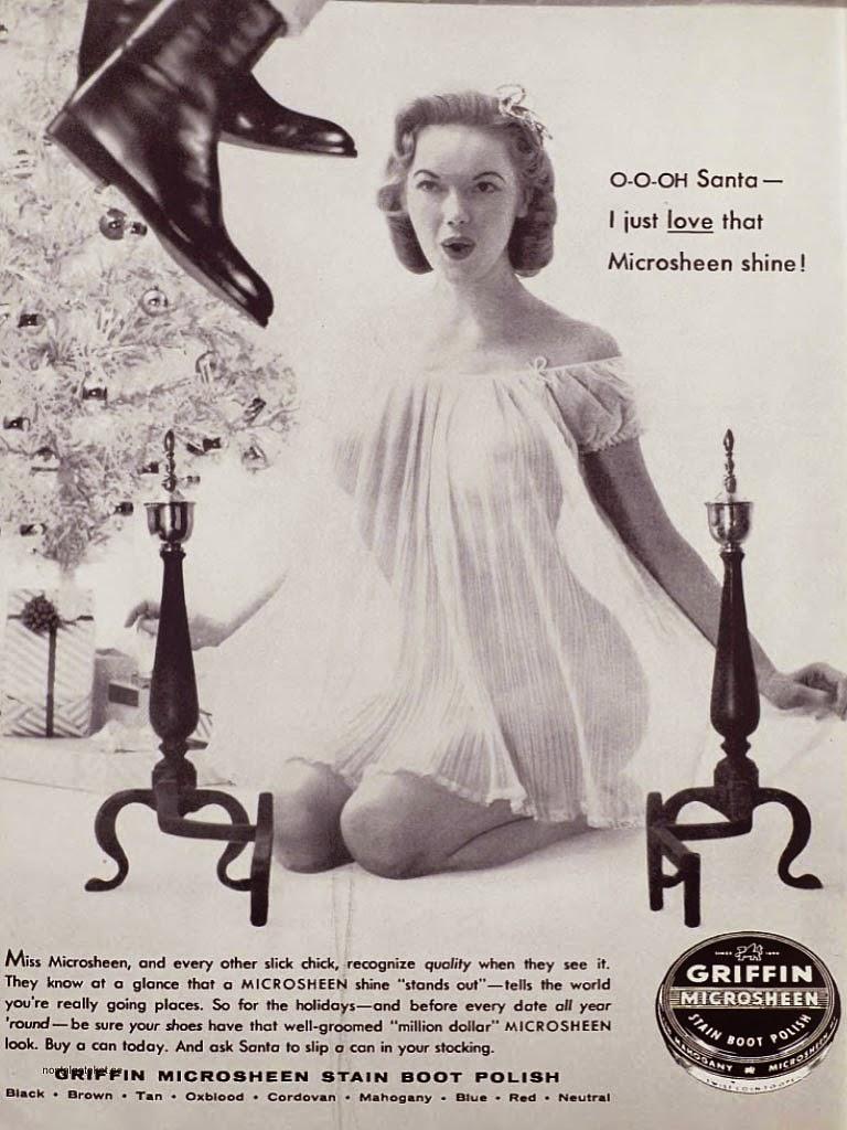 20 Bad Vintage Christmas Ads  Vintage Everyday-3719