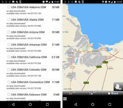 3 Aplikasi Terbaik Alternatif Pengganti Google Maps Untuk Akses Peta Secara Offline