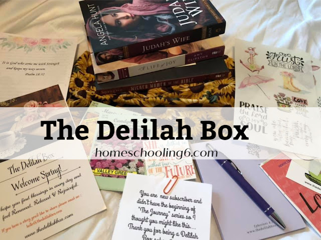 #thedelilahbox