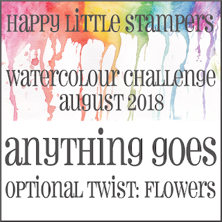 HLS August Watercolour Challenge