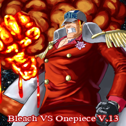 Bleach vs one piece versi 13 icon