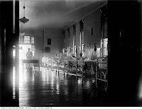 Krankensaal in Toronto