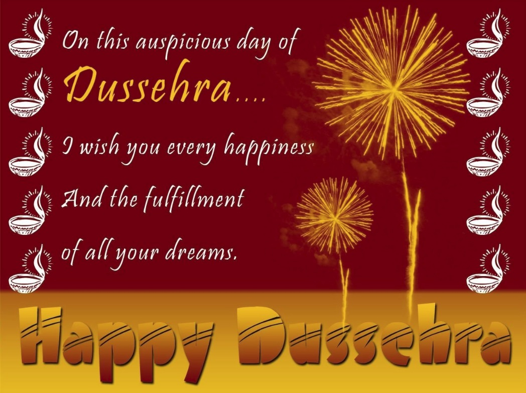 Top 150 Happy Dussehra SMS Messages and msgs 2016