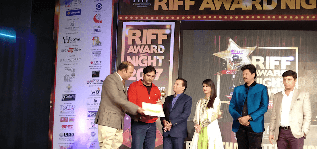 Monjoy Joy Mukerji Wins Best Debutant Director Award at Rajasthan International Film Festival RIFF 2017
