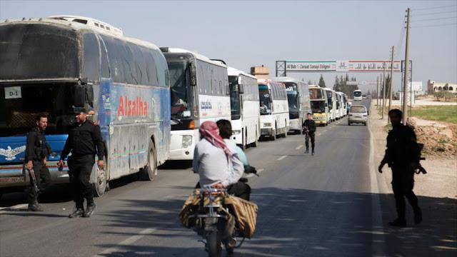 Siria confirma: Terroristas abandonarán su último feudo en Damasco