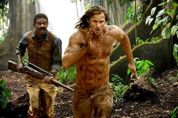 the legend of tarzan-film