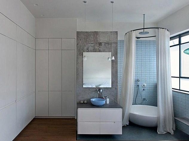 model kamar mandi minimalis modern paling keren
