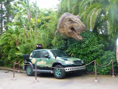 Jurassic Park Universal Studios Orlando Floride
