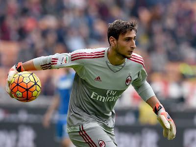 """Agen Bola - Juventus Terus Mengamati Kiper Muda Milan"""