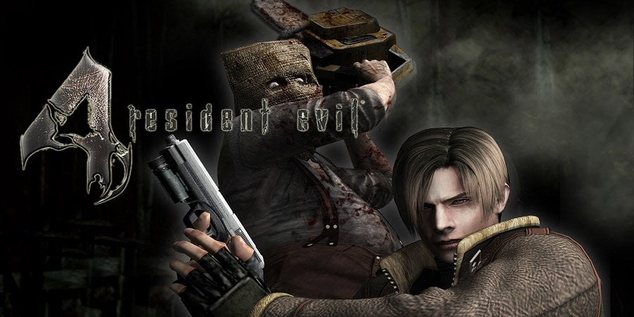 Resident Evil 4 HD Remaster Torrent Imagem