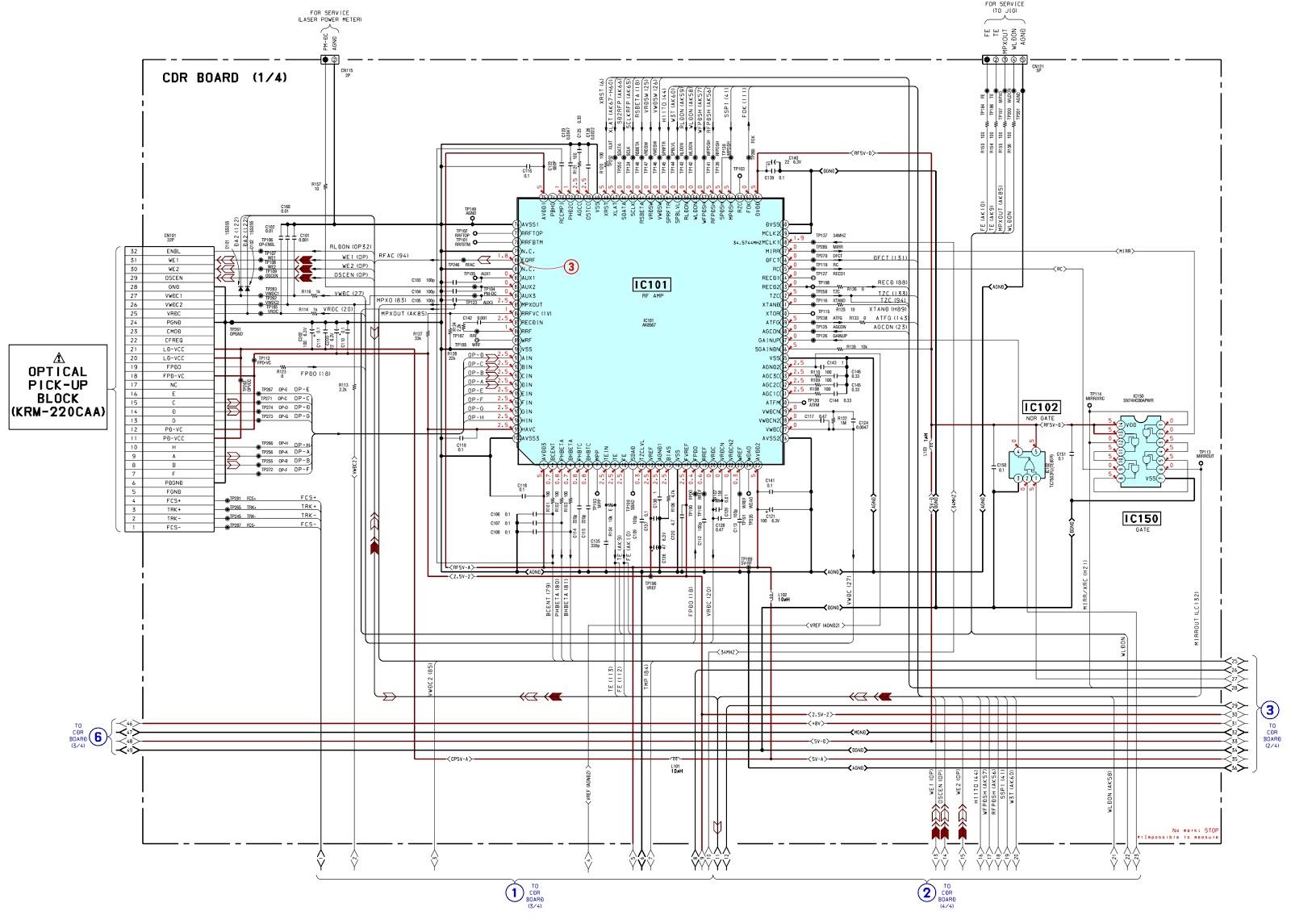 Schön Sony Deck Schaltplan Ideen - Schaltplan Serie Circuit ...