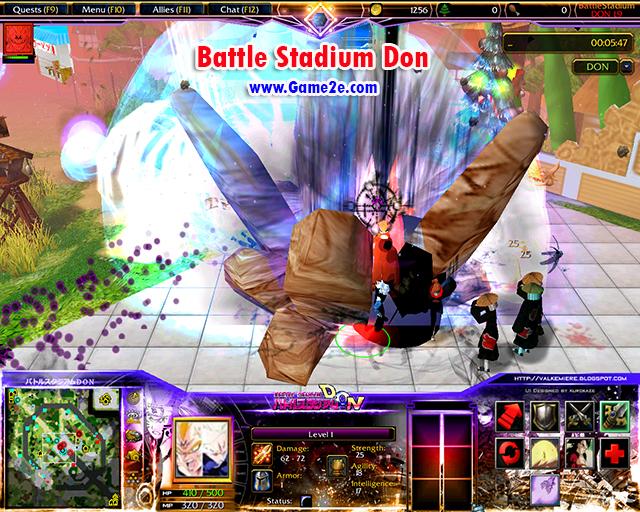 battle stadium don iso download