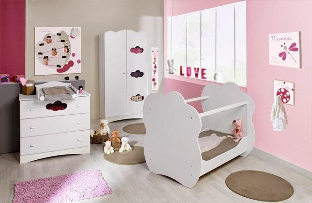 dormitorio bebé decoración