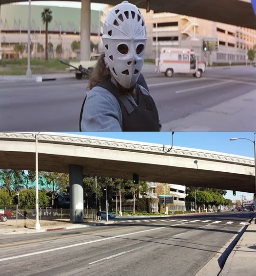 Then & Now Movie Locations: Heat