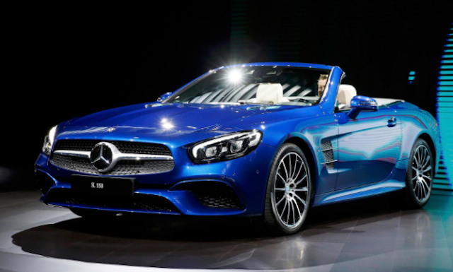 2018 Amg Sl65 >> 2019 Mercedes-Benz SL Efficiency, Modifications, and Features - Cars Upcoming Report