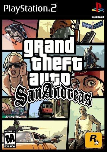 GTASA - GTA San Andreas | Ps2
