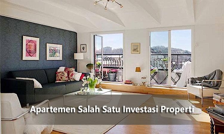 Apartemen Salah Satu Investasi Properti