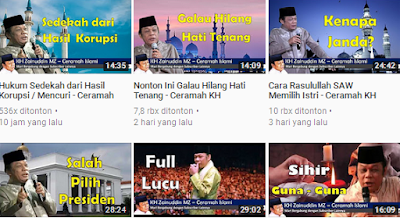 Cara Membuat Video Youtube Ceramah Agama